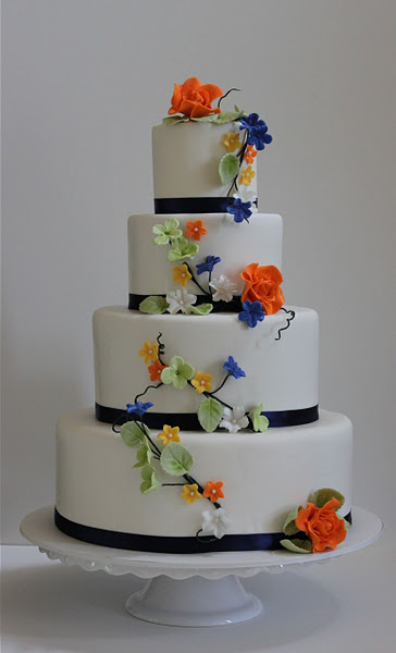 Whimsical Sugar Flowers