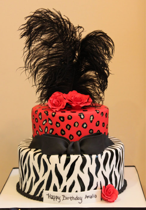 The Couture Cakery cake
