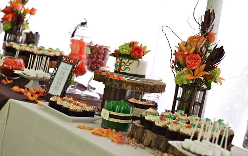 Fall Sweets Table