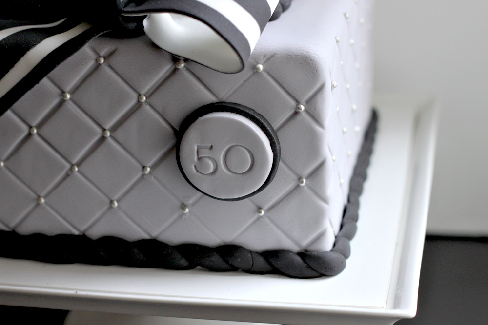 Images Of 50th Birthday Cakes For A Man : The Couture Cakery 50th birthday cake The Couture Cakery