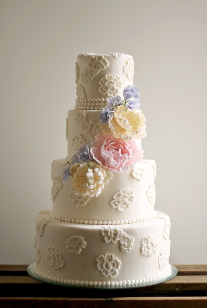 The Couture Cakery - Wedding Cake