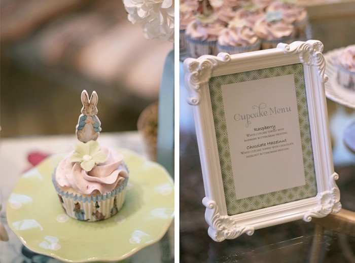 Adorable Peter Rabbit Baby Shower At The Peter Allen House The