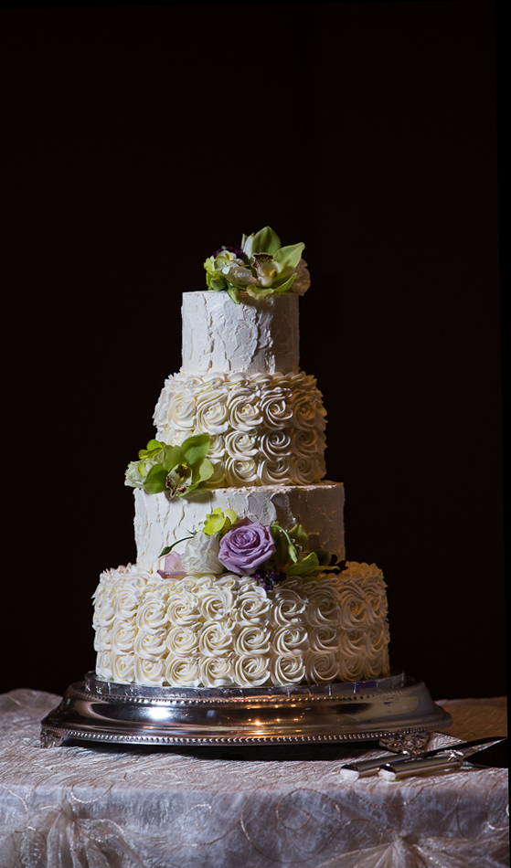 The Couture Cakery -Wedding cake