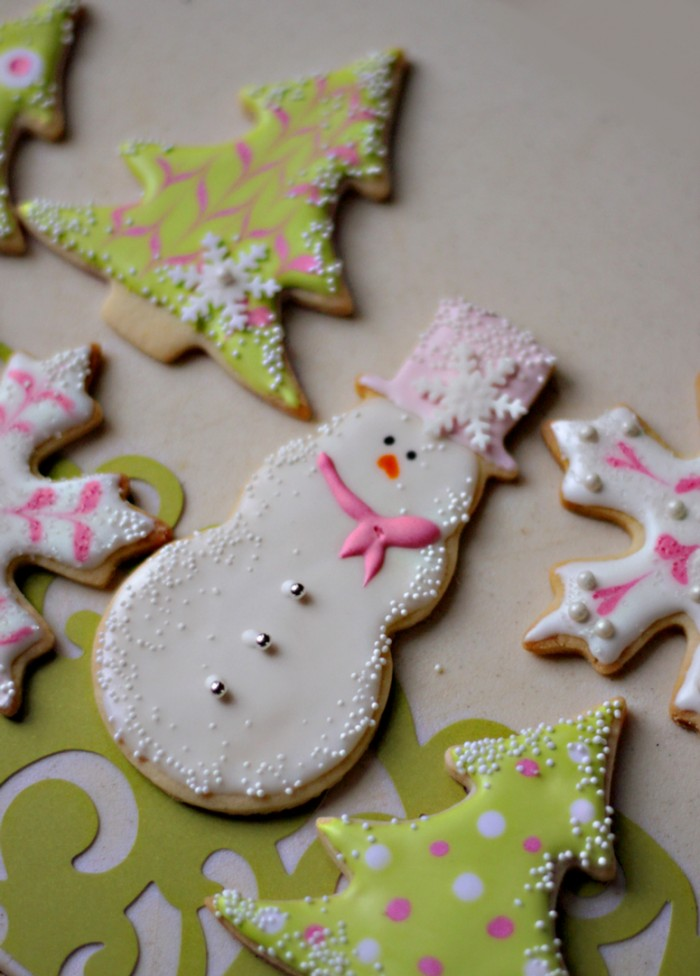 The Couture Cakery - Holiday Cookies