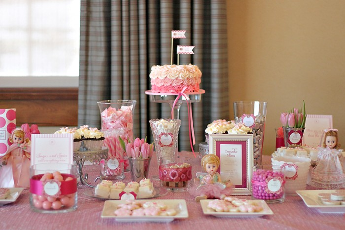the couture cakery baby shower dessert table