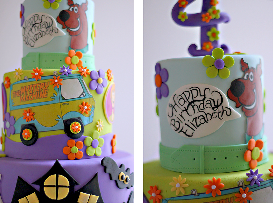The Couture Cakery - Birthday Cake