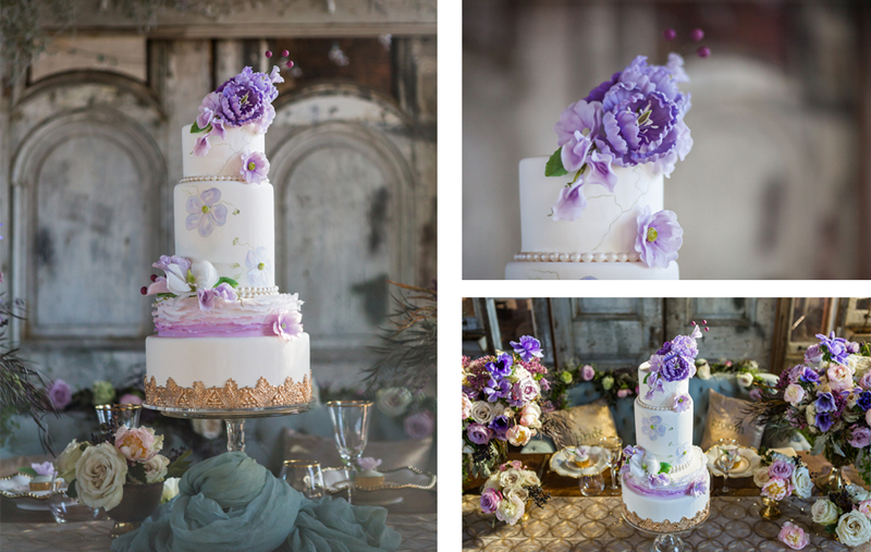 The Couture Cakery - Photo by Kim Winey Photography