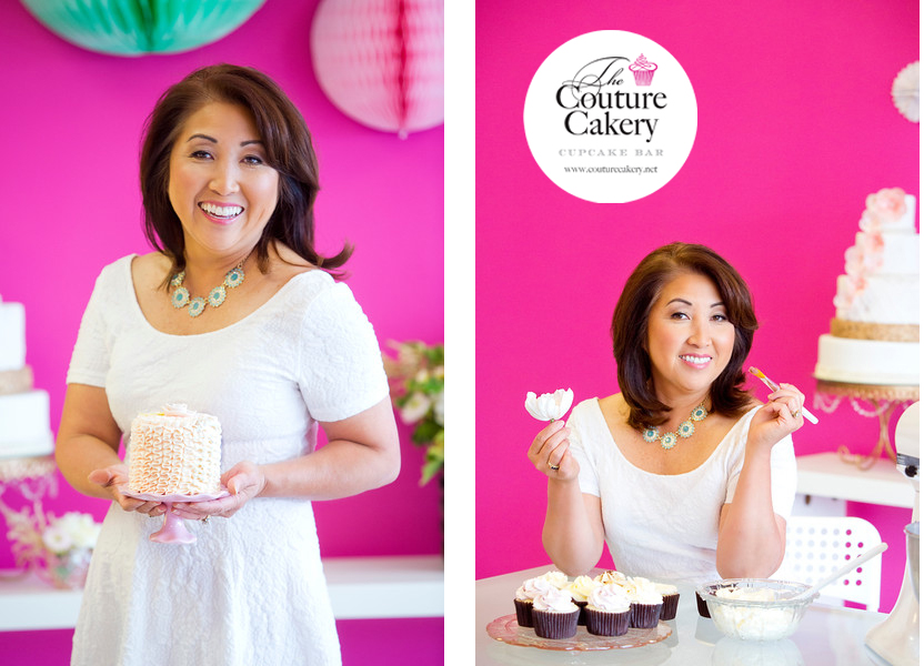 The Couture Cakery. Shannon Confair Photography