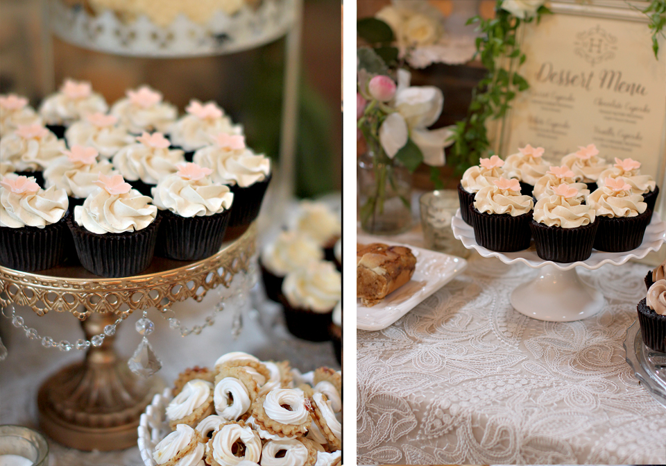 The Couture Cakery - Wedding Cupcakes