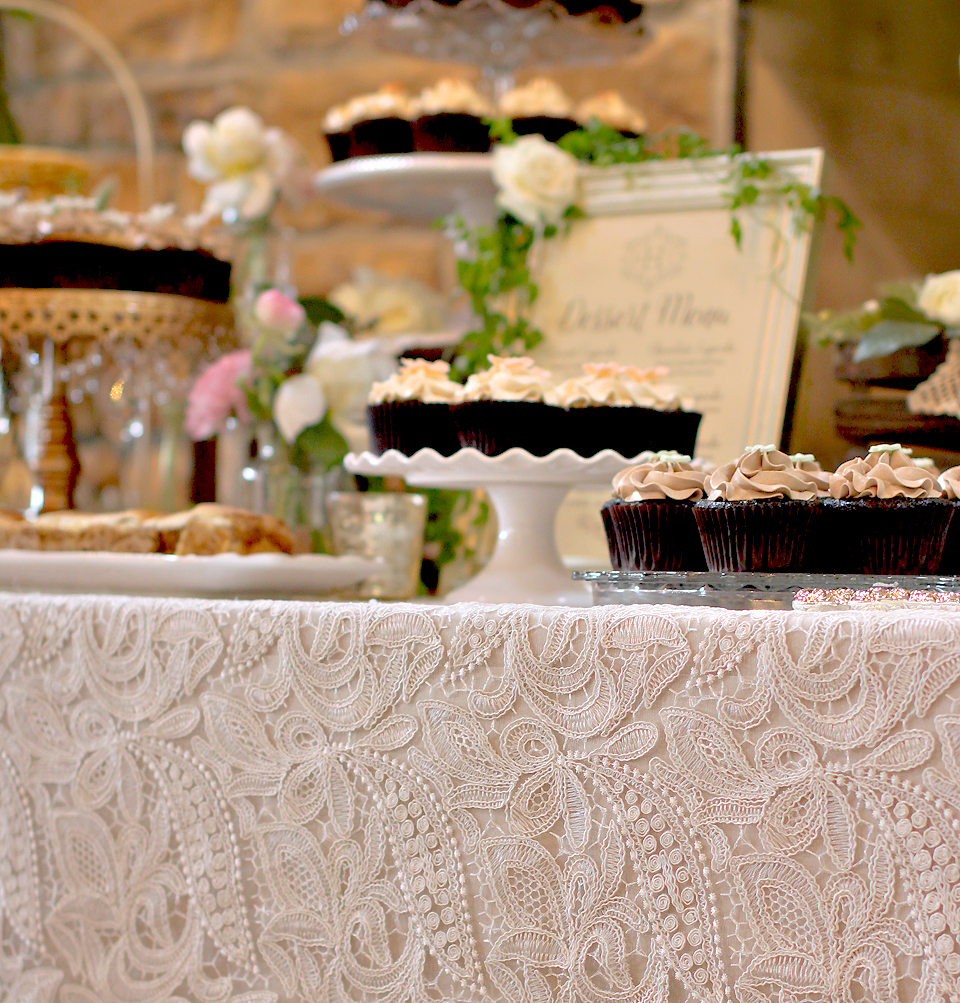 The Couture Cakery - Linen by Special O