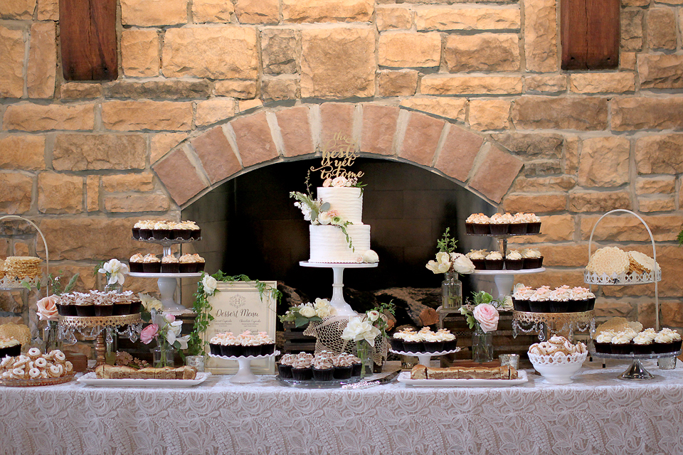 The Couture Cakery Dessert Table
