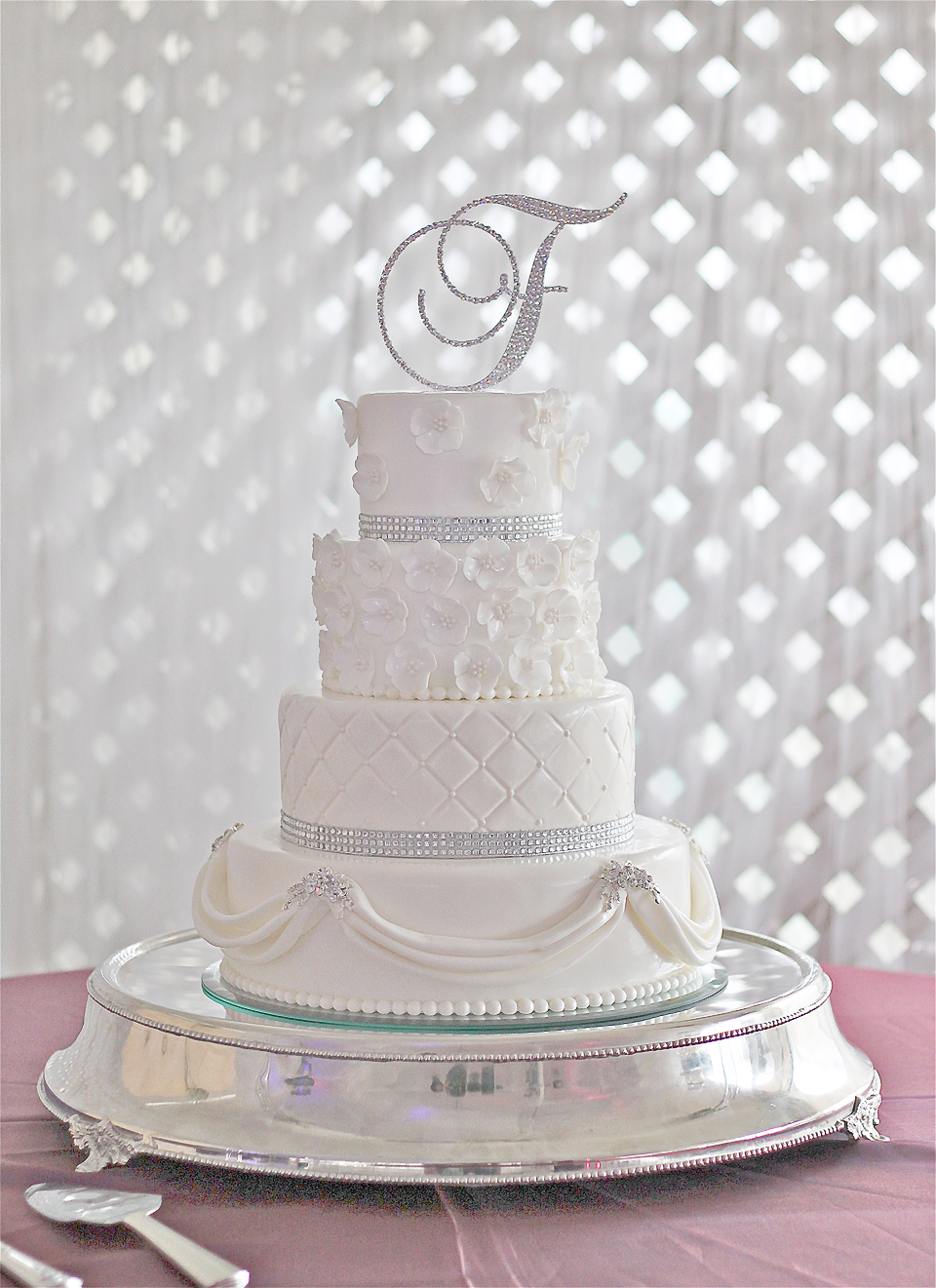 white wedding cakes images wedding cake gallery the couture cakery 27386